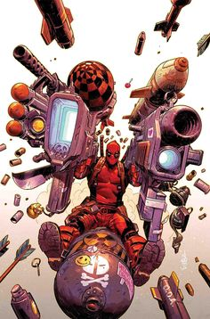 Deadpool (2018-) #2 - W.B.