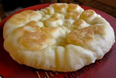 Fried Bread Dough (or Pizza Dough)