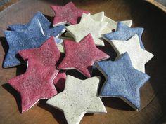 Primitive Stars Bowlfiller Salt Dough by cookiedoughcreations,