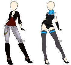 Custom Fashion 6 by Karijn-s-Basement.deviantart.com on @DeviantArt