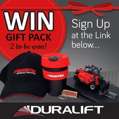 One more week to go! Do you know what Manitou Machines Duralift has available for hire? Answer by clicking this link 👇 #Duralift #reachinghigherexpectations #forklift #telehandler #roughterrain #manitou 50th Birthday Gifts, Link, 50 Birthday Gifts, 50th Birthday Presents