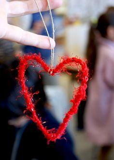 Corazón para Navidad / Christmas heart