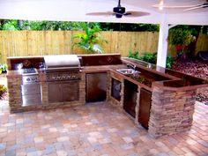 Outdoor Kitchens south Florida - Best Interior Wall Paint Check more at http://www.mtbasics.com/outdoor-kitchens-south-florida/