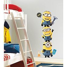 RoomMates Minnions 2 Peel & Stick Giant Wall Decal