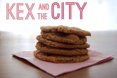Kex and the city.Recipe and a story in our blog.