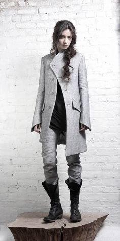 InAisce Fall 2011 | Fashion Gone Rogue: The Latest in Editorials and Campaigns