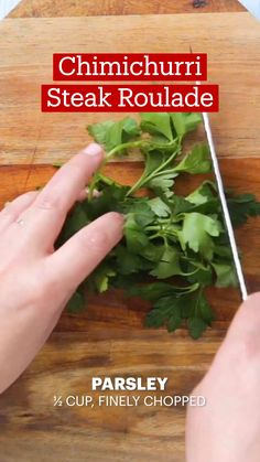 Meat Recipes, Dinner Recipes, Healthy Recipes, Beef Roulade, Cooking Tips, Cooking Recipes, Chimichurri, Beef Dishes, Creative Food