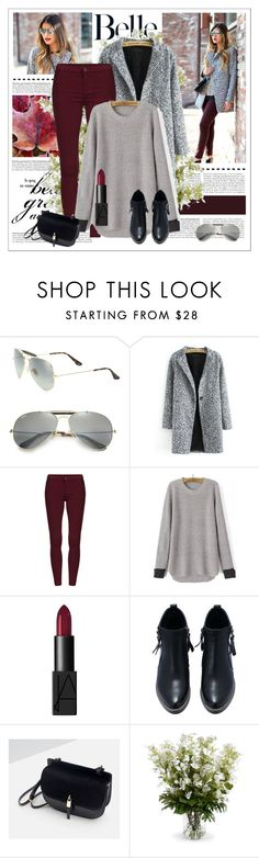 """«WHAT THE WELL IS A STILES?»"" by apcquintela ❤ liked on Polyvore featuring PAM, Ray-Ban, NARS Cosmetics and New Growth Designs"