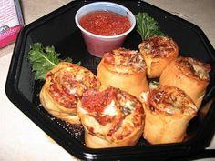 Suburban Utopia: Recipe: Old Chicago Sicilian Pepperoni Rolls