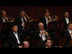 This is great fun! The third movement of Tchaikovsky's Symphony no. 4 is a playful movement in which the strings are entirely pizzicato.