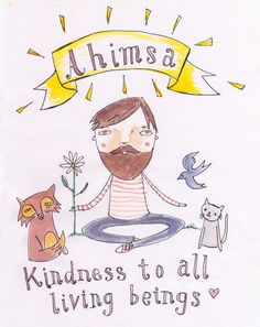 Ask yourself: Have you been kind today?  Make kindness your daily modus operandi  and change your world.     Annie Lennox