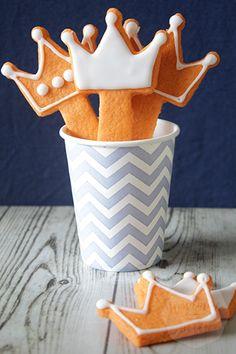 Oranje koekjes | HandmadeHelen