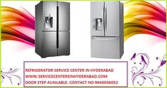 Refrigerator Service Center in Hyderabad is specialized in Repair & Service of Refrigerator products across the city. Refrigerator Authorized Service Centre has well trained and highly talented customer service executives to handle the customer queries. C