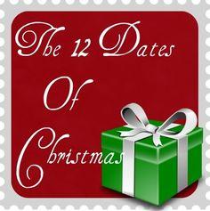 The 12 Dates of Christmas...SO fun!! christmas