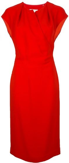 Stella Mccartney Cutout Shift Dress - Lyst