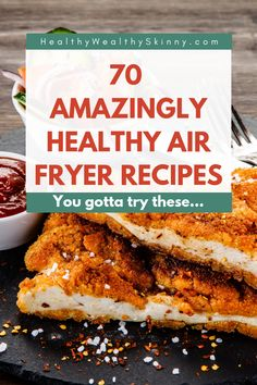 Air Fryer Healthy Recipes For All Meals – Healthy Wealthy Skinny air fryer recipes appetizers Air Fryer Recipes Wings, Air Fryer Recipes Appetizers, Air Fryer Recipes Vegetables, Air Fryer Recipes Snacks, Air Fryer Recipes Low Carb, Air Fryer Recipes Breakfast, Air Frier Recipes, Air Fryer Dinner Recipes, Healthy Vegetables