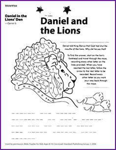 Worksheets Bible Story Worksheets bible worksheets childrens activities online older age 1000 images about daniel on pinterest the lion daniel