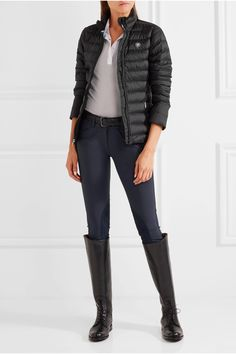 Ariat | Ideal quilted shell down jacket | NET-A-PORTER.COM