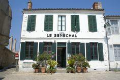 Le Senechal, Isle de Re, France