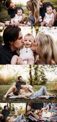 6 Month Baby Picture Ideas, Summer Family Pictures, Family Photos With Baby, Outdoor Family Photos, Baby Girl Pictures, Fall Family Photos, Outdoor Baby Pictures, Outdoor Family Photography, Family Pics
