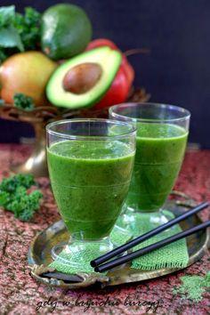 Koktajl zielone jabłuszko