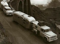 IH Travelall and Dodge Power Wagon