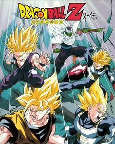 Dragon Ball Z #SonGokuKakarot