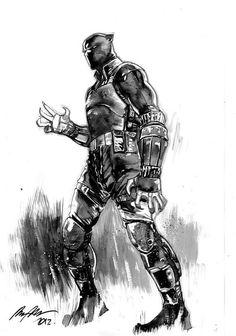 Black Panther by Rafael Albuquerque