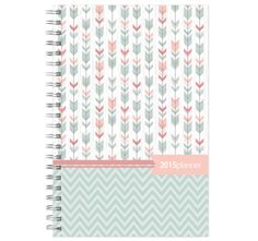 This beautiful agenda planner is perfect for anyone trying to stay organized. Ideal for keeping on top of your school work or appointments at all