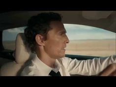 "Matthew McConaughey and the MKC: ""Bull"" Official Commercial"