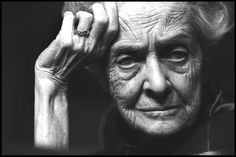 """Rita Levi Montalcini (1909-), italian scientist. Her work as a neurologist led her to discover the nerve growth factor (NGF) and, for it, to win the Nobel Prize for Medicine in 1986. She once said: """"I lost my sight a little, and almost all my hearing. At conferences I don't see the slides and I don't hear very well. My body can do whatever it wants. I'm not the body: I'm the mind"""".  #healthcareIT #EHR #Meaningfuluse"""