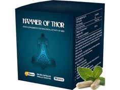 Hammer Of Thor Capsules in Pakistan Call Now 03006079080