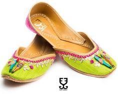 Fizzy goblet # colourful foot wear # summer wear #