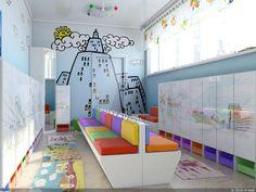 Options For Taking Woodworking Classes – Hobby Is My Life Kindergarten Interior, Kindergarten Projects, Kindergarten Design, Childcare Rooms, Daycare Rooms, School Building Design, School Design, Public Library Design, Daycare Design