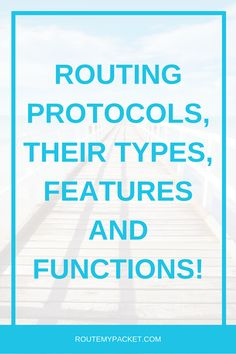 Learn routing process, routing protocols along with their types, features and functions. Also find out why they form an integral part of any network deployment in computer network infrastructure Computer Engineering, Computer Science, Juniper Networks, Routing And Switching, Cisco Networking, Network Infrastructure, Mac Address, Info Board, Computer Security
