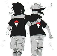 Sasunaru, Narusasu, Naruto Uzumaki, Sasuke X Naruto, Boruto, Best Friends Forever, My Hero, Anime Stuff, Fnaf