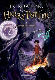 Harry Potter. Tom 7. Harry Potter i Insygnia Śmierci-Rowling J.K.
