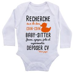 Nous pouvons personnaliser vos Bodies sur mesure (Motifs, Couleur du Prénom, Police du Prénom, etc...). N'hésitez pas à nous contacter pour vos demandes particulières. Desc - 16081889 Cute Outfits For Kids, Cute Kids, Kids Wear, Bodies, Tee Shirts, Coraline, Cool Stuff, Minion, Silhouettes