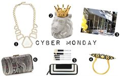 Cyber Monday | Queen of the Quarter Life Crisis