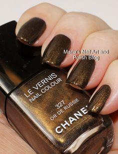 Chanel Or de Russie 327