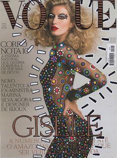 Ana Strumpf's DIY Magazine Covers