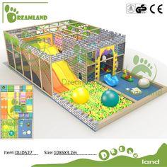 Amazing Children Indoor Soft Playground Equipment