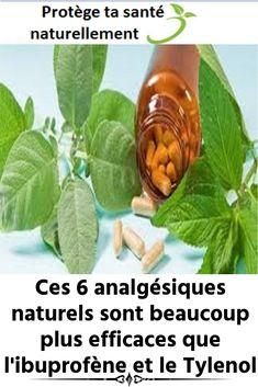 Ces 6 analgésiques naturels sont beaucoup plus efficaces que l'ibuprofène et le Tylenol