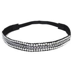 Funkelndes-Stirnband-Strass-Haarband-Zopfgummi-Haarschmuck-Kopfschmuck-Fashion