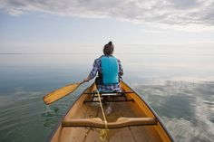 What it whispers: In Clearwater Lake Provincial Park, you can paddle your way to someplace peaceful.