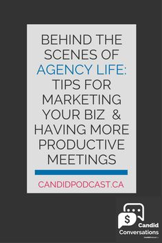 In this episode of the Candid Conversations small business podcast, your co-hosts Dan and Sagan interview Stew Moffatt of Sherpa Marketing. Stew shares what life is like to work at an agency, how he juggles his task of wearing many different hats, tips on how to have better business meetings, what you need to know …