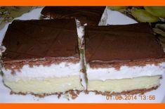 Fantastický nepečený krémeš Easy No Bake Desserts, Carrot Cake, No Bake Cake, Tiramisu, Carrots, Baking, Ethnic Recipes, Mudpie, Carrot Cakes