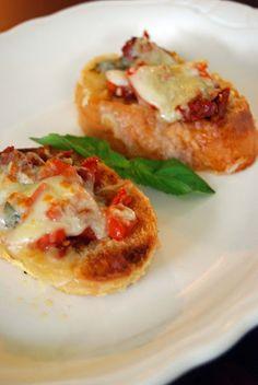 Life Tastes Good: Double Tomato Bruschetta