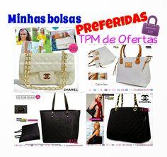 As minhas bolsas preferidas  - TPM de Ofertas    por Miry Rodrigues | Freskurinhas de Miry       - http://modatrade.com.br/as-minhas-bolsas-preferidas-tpm-de-ofertas