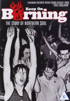 Keep on Burning-the Story of Northern Soul [DVD] [Import]